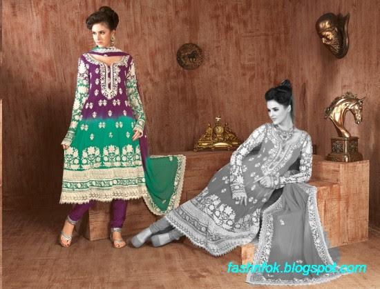 Anarkali-Fancy-Bridal-Wedding-Wear-Frocks-Dress-New-Fashionable-Designs-Collection-6