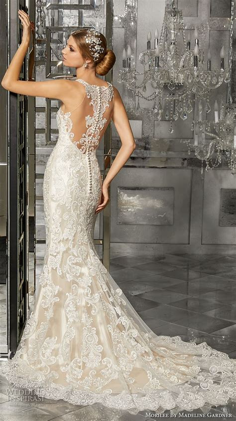 388 best images about Gowns with Stunning Backs on