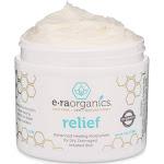 Era Organics Natural Cream For Eczema, Psoriasis & Dermatitis - Extra Strength Soothing Moisturizer - Body Eczema Cream for Dry, Itchy Skin - 4 oz