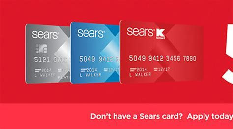 Sears Credit Card Offers   Kmart