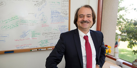 Liberating data - an interview with John Ioannidis