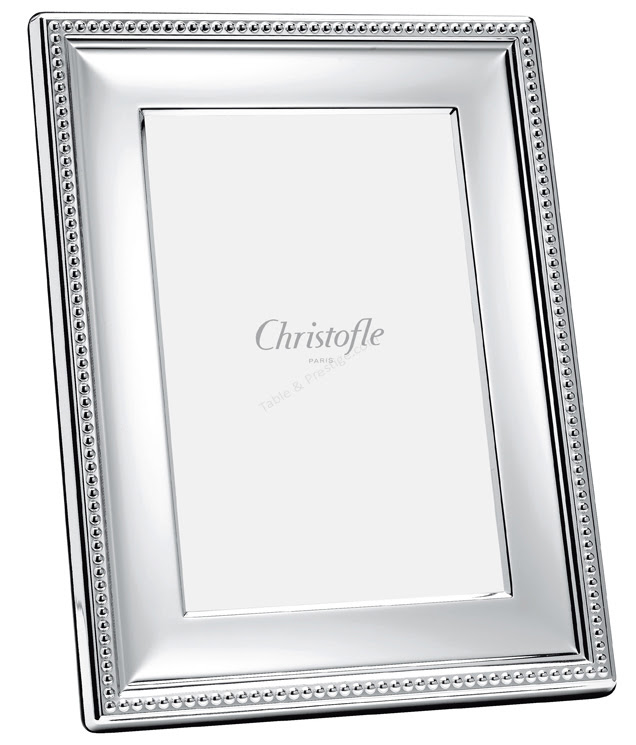 Frame Photo L X W 3 12 X 5 18 Perles Christofle Picture