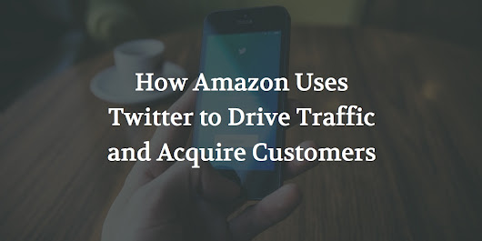 How Amazon Uses Twitter to Drive Website Traffic: Bad Jokes Ahead