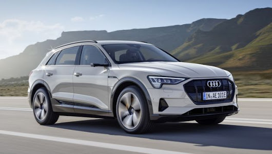 Audi etron launched | Next Green Car