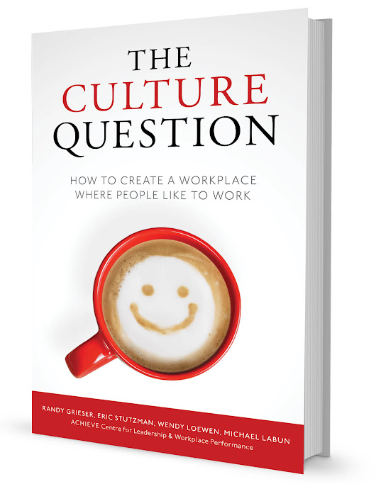 Book: The Culture Question (shipped 12/2018)
