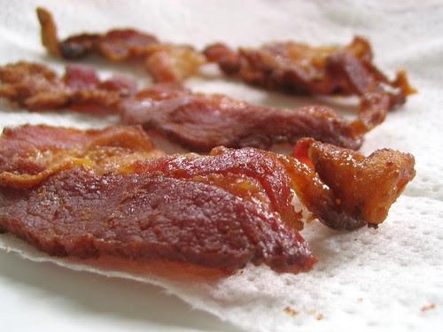 Maple Dijon Glazed Bacon