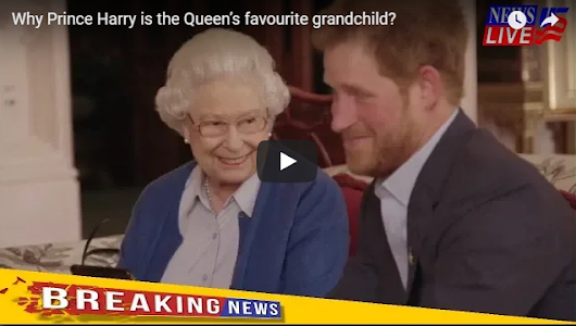 Why Prince Harry is the Queen's favourite grandchild? NEWS LIVE - Christianhome11|Verses|Geet Zaboor|Messages|Urdu Audio Bible|Christian Movies In Urdu|Christian Talent|Christian News|