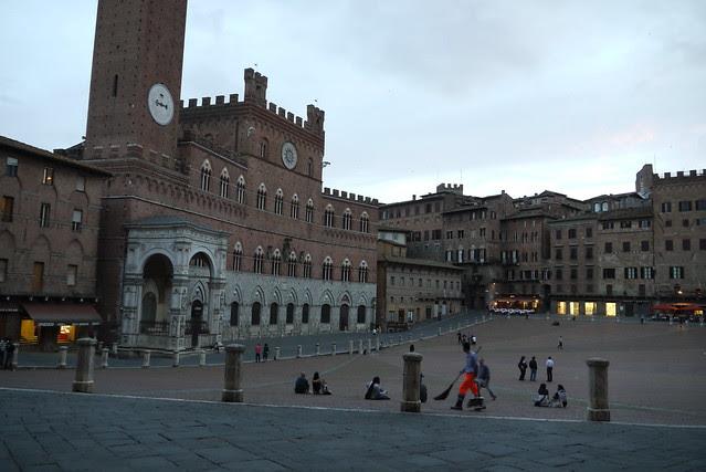 Palazzo Pubblico 市政廳