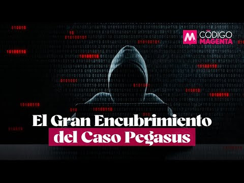 Pegasus: El Gran Encubrimiento