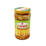 Tomo Crispy Chili Bamboo Shoot - 12.35 oz jar