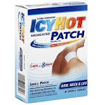 Icy Hot Extra Strength Patch - 5 Ea