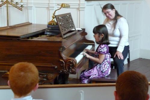 Dova's Piano Recital
