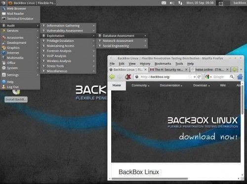 backbox linux 2 500x374 BackBox Linux 2, una distribución penetrante
