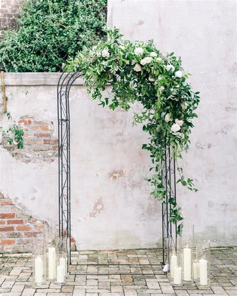 17 Epic Floral Arches and How to Get One   OneFabDay.com