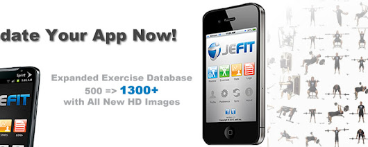 Jefit Update News