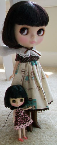 Yumeko meets Ruiko by Gina2424