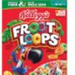 Future Savings - $0.50 off ONE Kelloggs Froot Loops Cereal