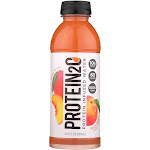 Protein2o - Water Peach Mango - Pack of 12 - 16.9 FZ