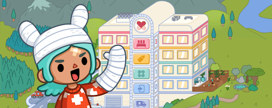 Toca Life: Hospital | A new way to play | Toca Boca