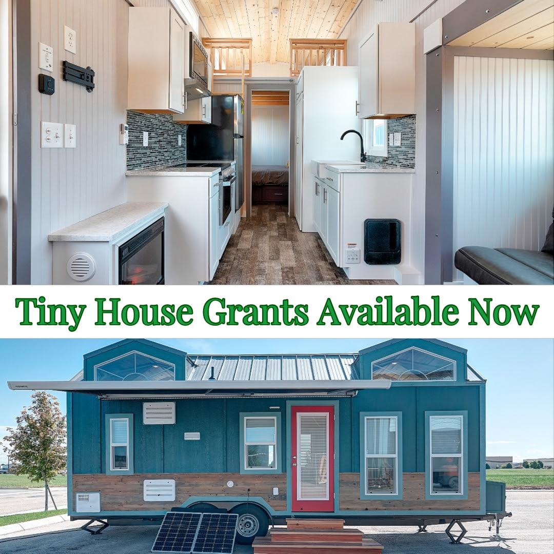 Tiny House Down Payment Assistance Grants!!!! - Tiny Idahomes Tiny