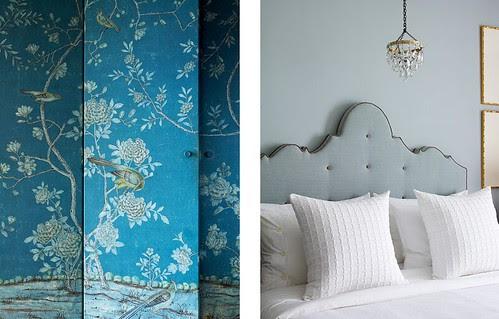 Lucas Allen Photography - Interior Design Homes, Bedroom Idea, Spring Cleaning, Vintage Bird Cabinet