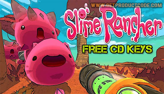 Slime Rancher CD Key Generator - Get Product Code