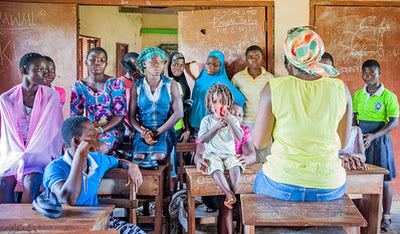 Procter & Gamble SSA, World of Children Award, EPF Educational Empowerment Initiative Announce Joint Project to Help Girls in Ghana