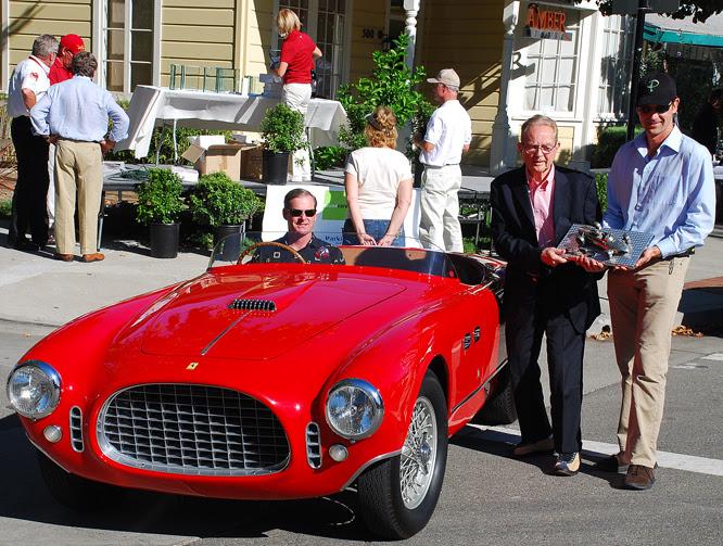 Ferrari 250MM, Vignale