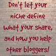 Tech Tuesday: Don't Let Your Niche Define What you Share - Texas Women Bloggers