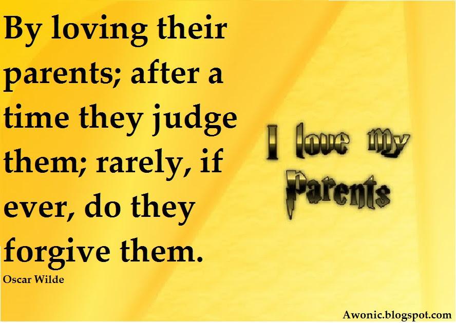 Quotes About Parents Forgiveness 21 Quotes