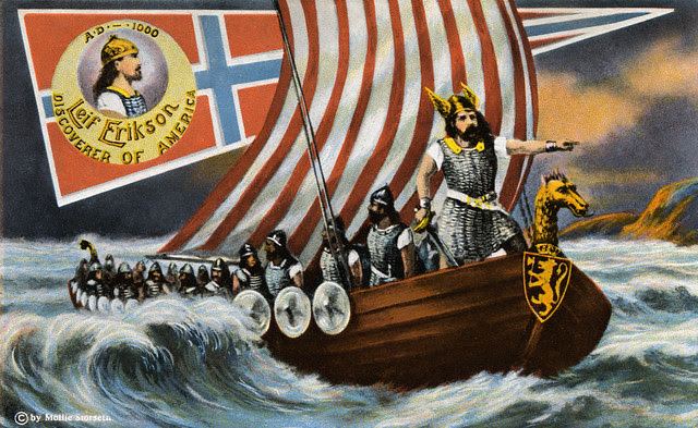 Leif Erikson - Discoverer of America