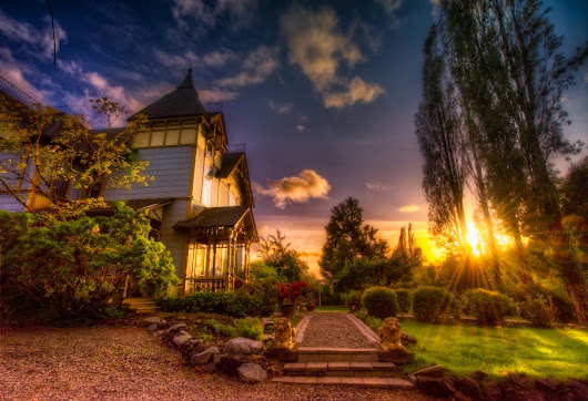 Magical photo of the Swantown Inn & Spa | Olympia Weddings and Elopements