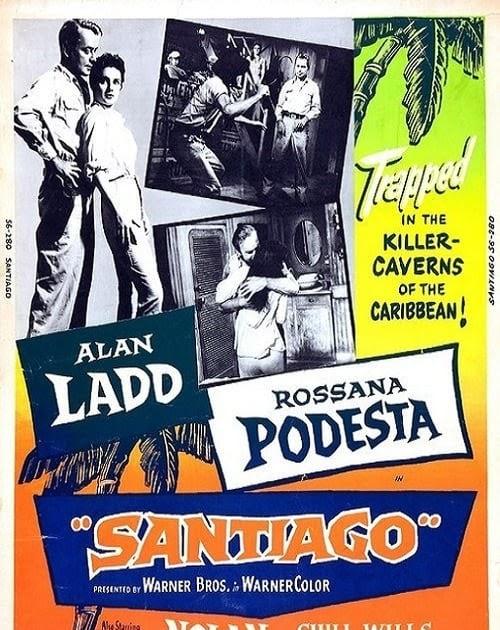 Se Santiago 1956 Fuld Film Dansk Undertek Film Danish