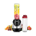 Comfee 250W Personal Blender with 2*20oz Tritan Sport Bottle, Black