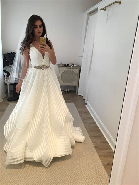 Afraid my dress is too low cut!