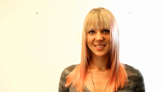 How To Do Pink Ombre Hair