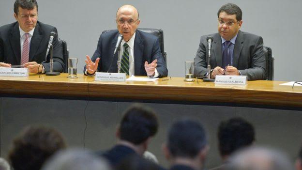 Novo ministro da Fazenda, Henrique Meirelles escolheu Ilan Goldfajn para presidir Banco Central