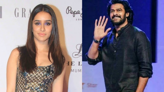It's confirmed! Shraddha Kapoor to star opposite Prabhas in 'Saaho'