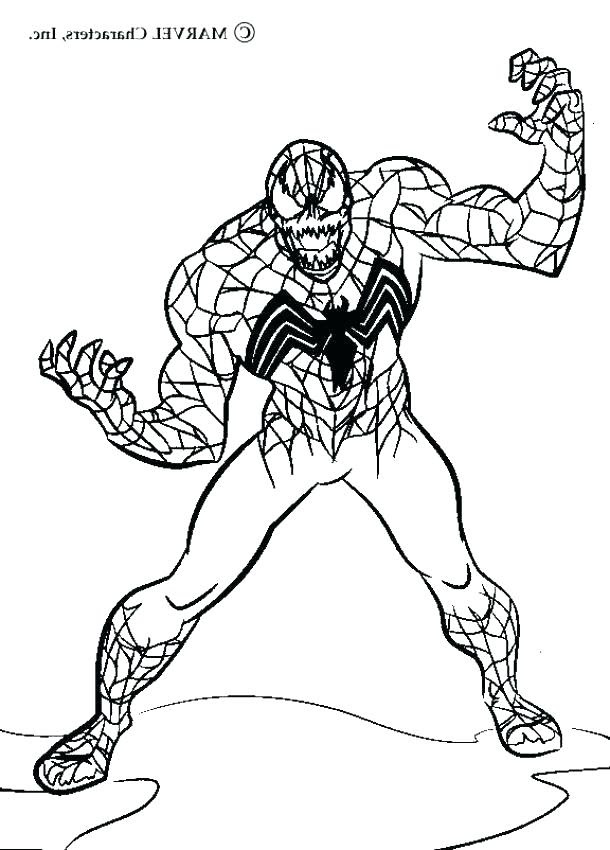 730 Free Spiderman Coloring Pages For Toddlers  Images