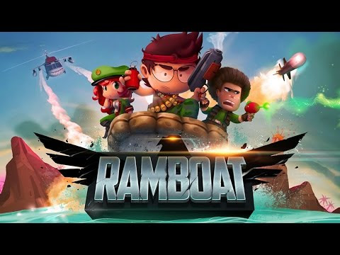 Ramboat Endless Game per iOS e Android -