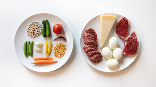 Chowing Down On Meat, Dairy Alters Gut Bacteria A Lot, And Quickly