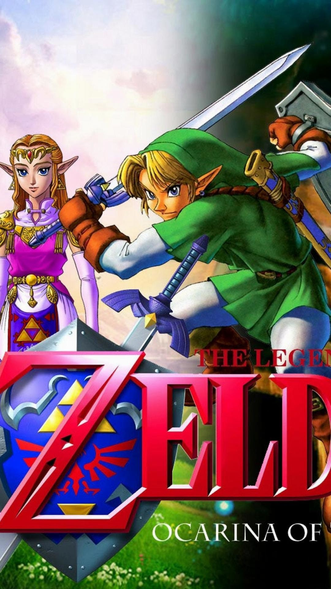 Legend Of Zelda Iphone Wallpaper 74 Images