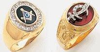 mason rings