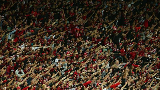 Sydney A-League derby: Three people charged after violent night at Sydney FC Wanderers clash