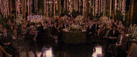 Wedding Reception   Breaking Dawn Part 1   I