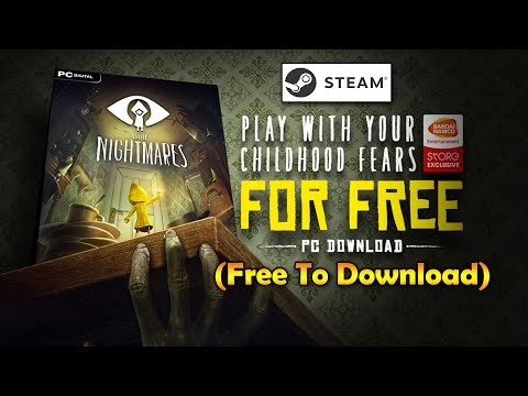 LITTLE NIGHTMARES (Horror, Atmospheric, Adventure) STEAM Installation Pr...