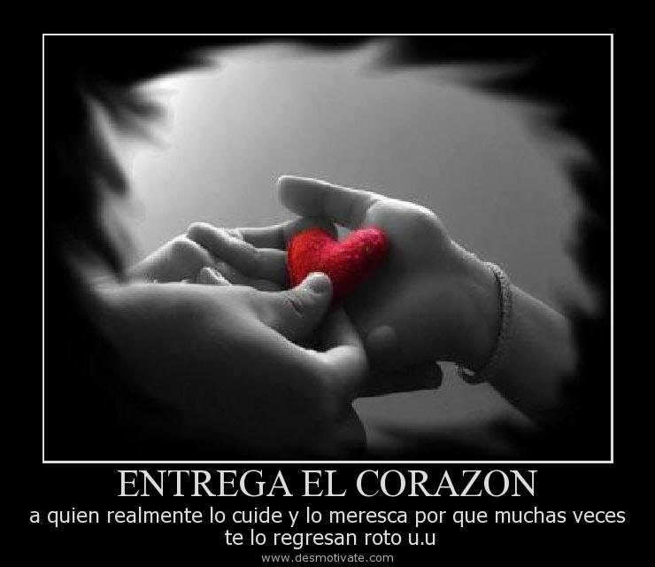 Imagenes De Amor Con Frases Te Regalo Mi Corazon Descargar