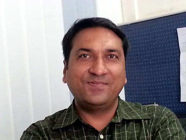 Hitendra Choudhary, Partner, Green Earth Realty