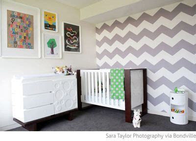 bondville real kids room grey chevron  year  boys
