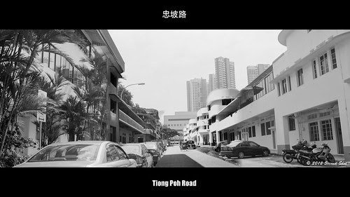 Reconstructing Tiong Poh Road